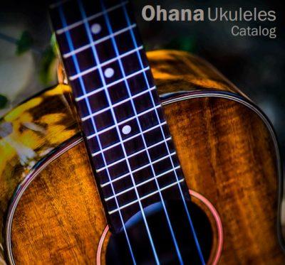 Catálogo Ohana Ukuleles 2017